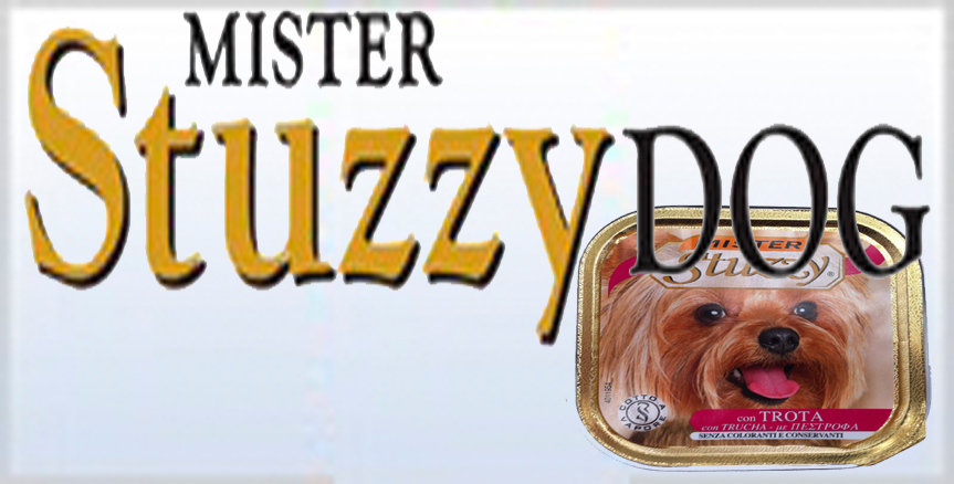 Mister Stuzzy Dog