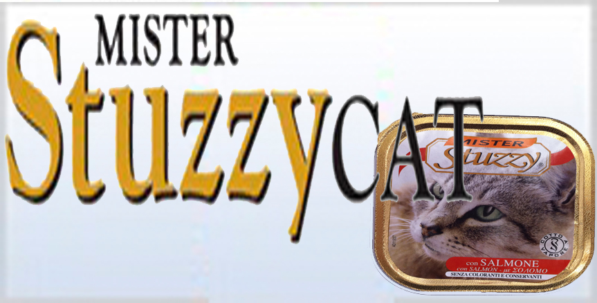 Mister Stuzzy Cat