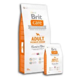 Brit Cuidados Adulto Médio Raça Cordeiro