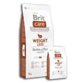 Coelho Loss Brit Cuidados de peso e de arroz