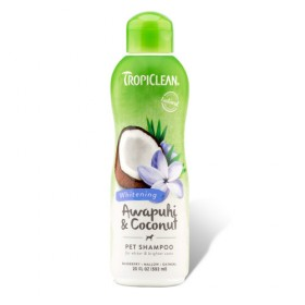 Awapuhi Tropical Shampoo limpa Natural de coco 355ml