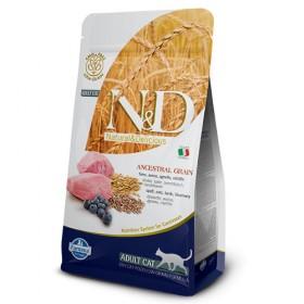 Farmina Natural & Delicious Low Grain Gatos Cordero y Arándanos