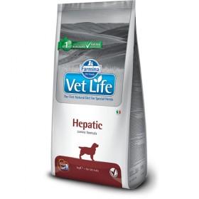 Hepática Vet Canine Vida Farmina