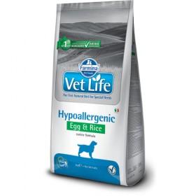 Farmina Vet Vida Hipoalergênico Ovo Canine