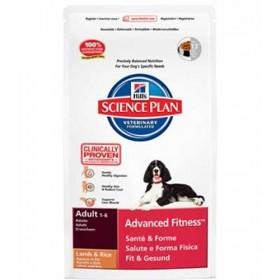 Hills Canine Adult con cordero y arroz