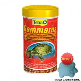 Tetra Gammarus Alimento natural para tortugas