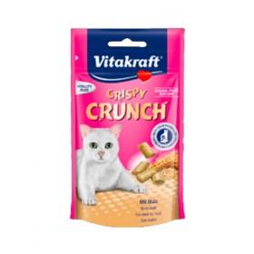 Vitakraft Crispy Crunch Con Malta Snack Gatos
