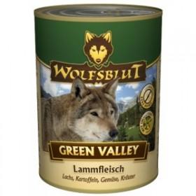 Wolfsblut Green Valley Cordero y Salmón Lata 395gr