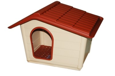 Loja de animais online caseta sprint techo desmontable - Caseta perro resina ...