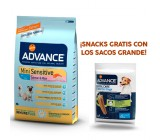 ADVANCE Adult Mini Sensitive Salmon y Arroz