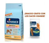 ADVANCE Adult Sensitive Salmon y Arroz 12kg