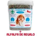 Alimento Conejos MIX 3kg + Alfalfa de Regalo