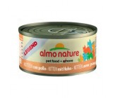 Almo Nature Legend Kitten 70grs