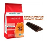 Arden Grange Adulto Mini Frango & Arroz