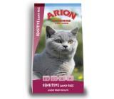 Arion Gatos Sensitive Cordero Con Arroz