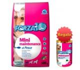 Forza10 Mini Mantenimiento Pescado 4kg + lata de Regalo