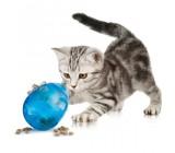 Dispensador de Golosinas Funkitty Egg Para Gatos