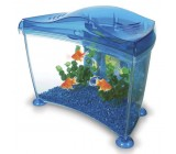 Acuario Marina Cool Azul Goldfish Kit 10Litros