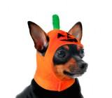 Halloween disfarce máscara de abóbora