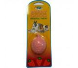 Mineral de fresa para roedores