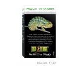 Multivitaminas Suplemento en Polvo Para Reptiles y Anfibios