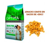 Optima Grain Free Cordeiro