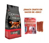 Optima Nova Adulto Active Pollo y Arroz