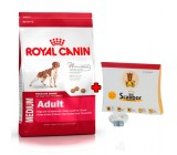 PACK Royal Canin Medium Adult + Scalibor 65cm