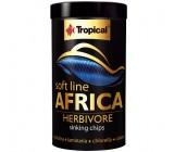 Alimento para peixes Tropical por herbívoro ÁFRICA