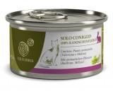 Equilibria Monoproteico 100%  carne de coelho 85grs