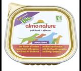 Almo Nature Daily Menu BIO Boi com Legumes300grs