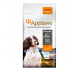 Applaws Adulto 75% Pollo - 100% libre de Cereales