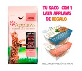 Applaws Gatos Pollo y Salmón (sin cereales)