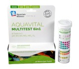 Aquavital Multitest 6 en 1 para Aquarios