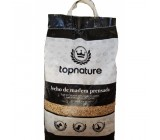 6kgs Topnature Natural Madeira Pellets