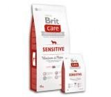Brit cuidado sensível Grain gratuito Venison e batata