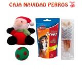 Caja Navidad Para Perros