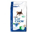 Cat Chow Purina Feline 3en1