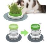 Catit Senses 2.0 Grass Planter Semeadora con Grade
