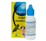 Choque Vitaminico Con Aminoacidos Para Pajaros