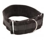 Collar Para Galgos Suaves Negro