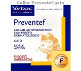 Collar Preventef Gatos
