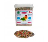 Alimento Completo Agapornis y Ninfas Cominter Mix 3.2kg