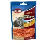 Pollo Light Cheese Chicken Cubes Snack Gatos