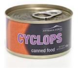 Cyclops enlatados 100 grs. (Artemia Koral)
