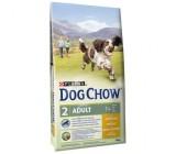 Pienso Para Adulto Dog Chow con Cordero