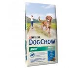 Pienso Para Perros Adultos Dog Chow Light Pavo
