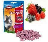 Drops Vitaminados Frutos bosque Roedores Trixie