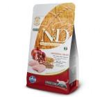Farmina Natural & Delicioso Frango e Baixo Grain Gatos Granada