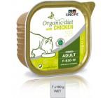 Specific Feline Diet F-BIO-W Organic Pollo